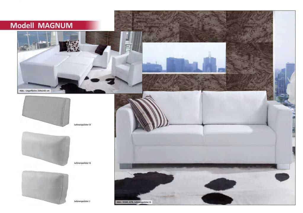 Sedda Magnum Sofa
