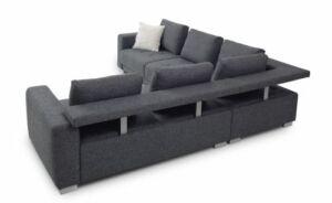 Sedda Mythos Couch Rückenansicht