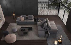 Ada sofa 9571